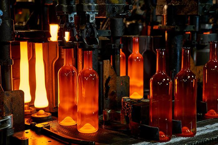 fonte verre recyclage energivore