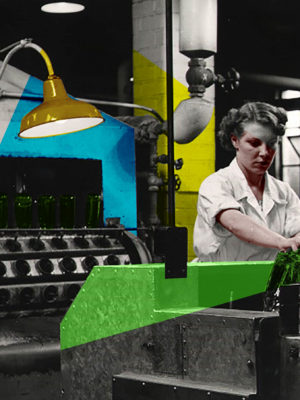 lavage bouteille 1950-consigne l'anvers