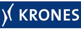 krones logo - machines de lavage l-anvers
